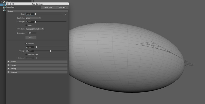 4-58 A rescaled sphere