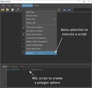 1-12 Script Editor window