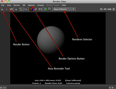 Figure 2 5 the Render View