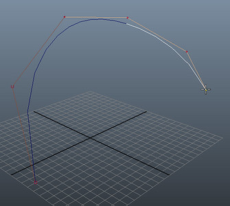 Figure 2 12 making a NURBS curve