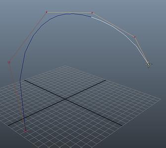Figure 2 12 making a NURBS curve