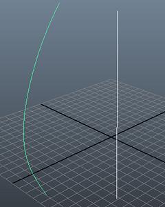 Figure 2 11 a curve and a line