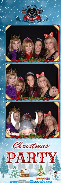3D Fit Christmas Party