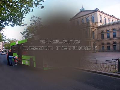 Central scotoma - Bus