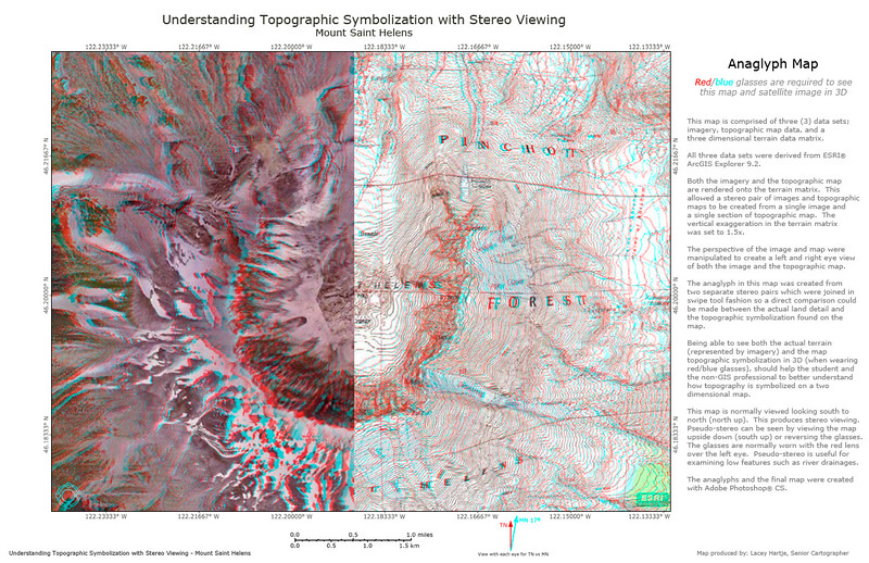 Understanding Topographic Symbolization with Stereo Viewing 11x17 72dpi