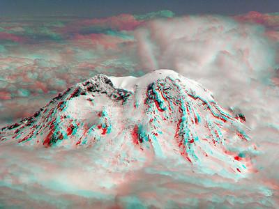 Mount Rainier June 2010