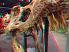 332 Custer Tyrannosaurus rex MOR 008 skull in glass case