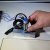Testing the Inductive Sensor