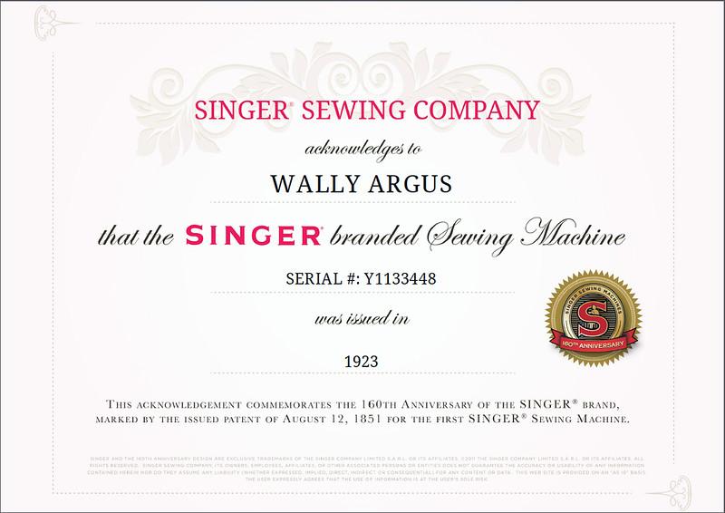 Singer_Certificate