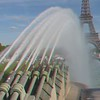 trocadero Fountain, Paris