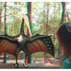 Enticing an quetzalcoatius.