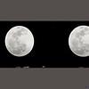 Full Moon before Lunar Eclipse 20 Jan 2019, 10:12 PM