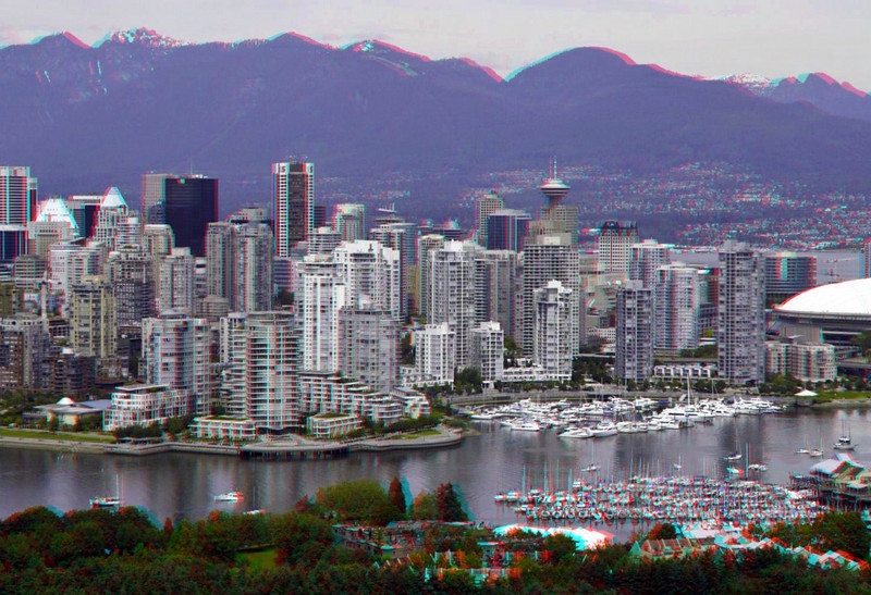 Vancouver City View