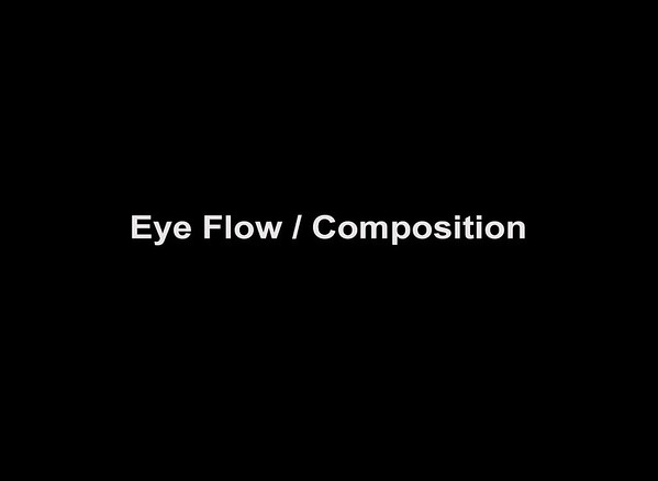 Eye Flow / Composition