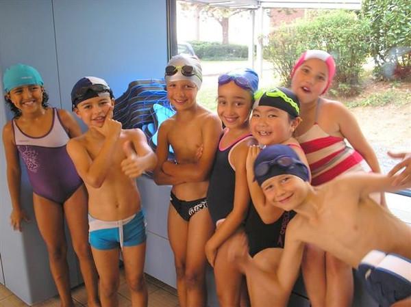 zwemmen met 3L september 2013