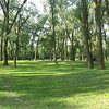 Known campsite in Nebraska.  Except for the mowed lawn, this site would probably be similar to the site of 1804.