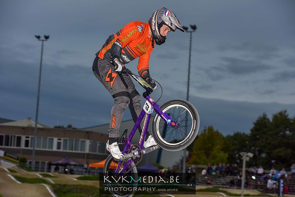 3NC Assen - practise Saturday Evening
