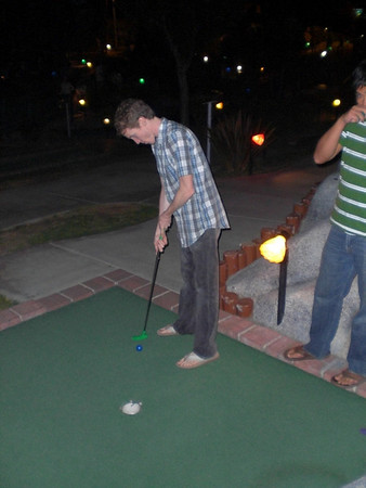 Mini-Golf and GoKarting