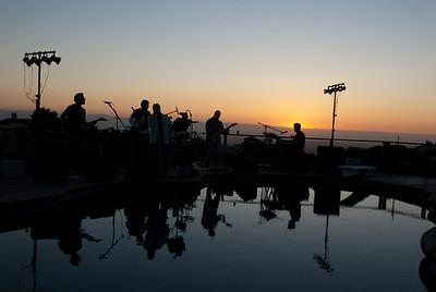 Band Party, Mt Hamilton Californai