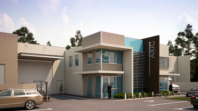 Commercial Building 3d Visualisation