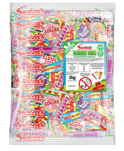 71869 3kg Vegetarian Sweet Mix Bulk