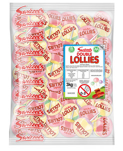 83161 3kg Double Lollies Bulk
