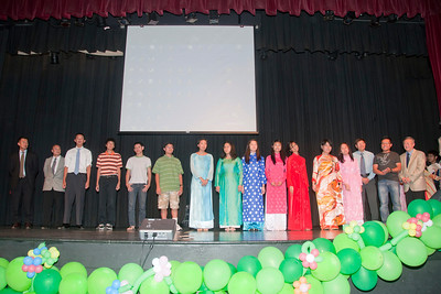Các em lớp Văn Hóa Phổ Thông - Popular Culture (PC) - và các thầy