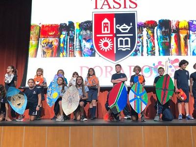 3rd & 4th Grade VAPA Presentations