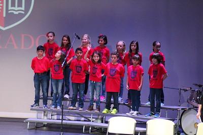 3rd & 4th Grade VAPA Trimester Presentation