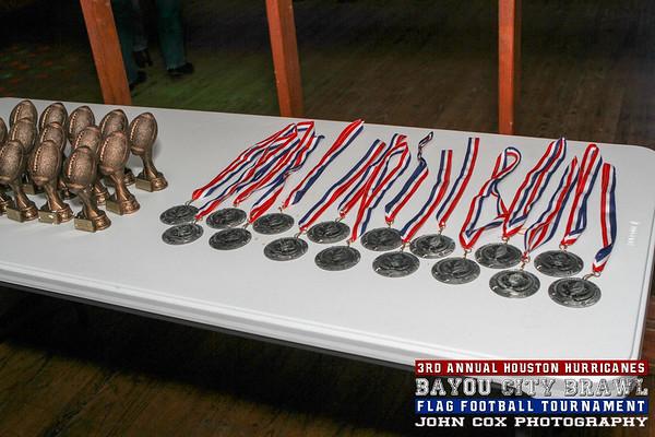 3rd Annual Bayou City Brawl Awards at Neon Boots