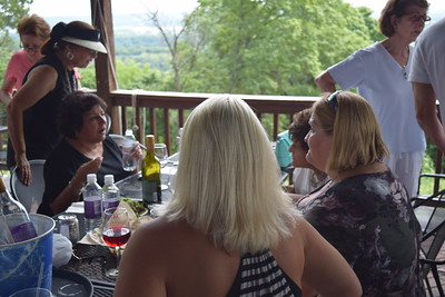 3rd Annual Blessing of the Grapes at the Montelle Winery Vineyard