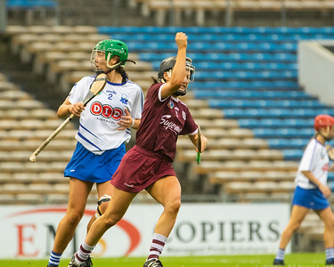 3rd August 2019 Liberty Insurance All-Ireland Senior Camogie Championship Quarter-Final Galway vs Waterford Semple Stadium