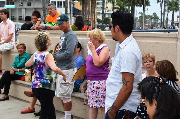 3rd Street Swing Dancers - August 3, 1014