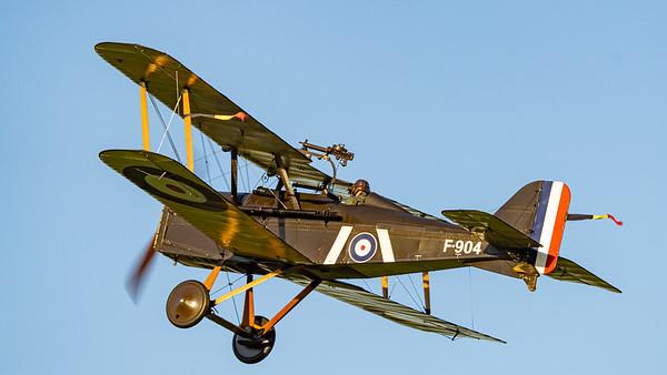 Flying for Fun, Shuttleworth - Sat 17/07/2021@20:04