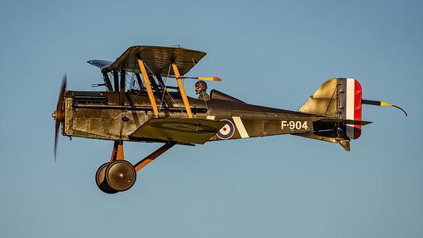 Flying for Fun, Shuttleworth - Sat 17/07/2021@20:08