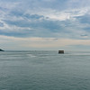 View from Condor Liberation, Guernsey