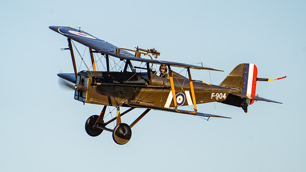 Flying for Fun, Shuttleworth - Sat 17/07/2021@20:10