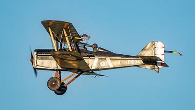 Flying for Fun, Shuttleworth - Sat 17/07/2021@20:07