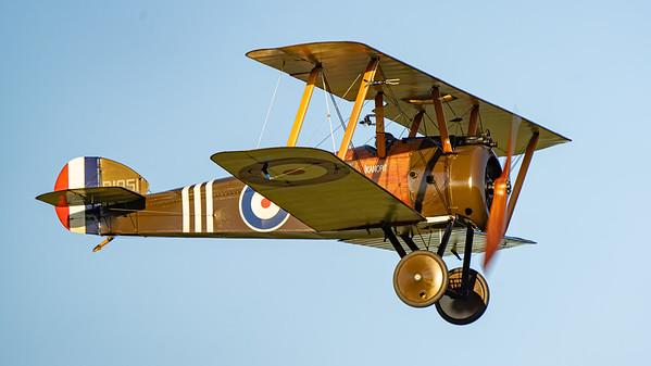 Flying for Fun, Shuttleworth - Sat 17/07/2021@20:05