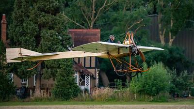 Flying for Fun, Shuttleworth - Sat 17/07/2021@21:09
