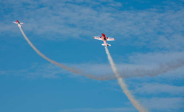 Family Airshow 2018, Old Warden, Shuttleworth - 05/08/2018:17:51