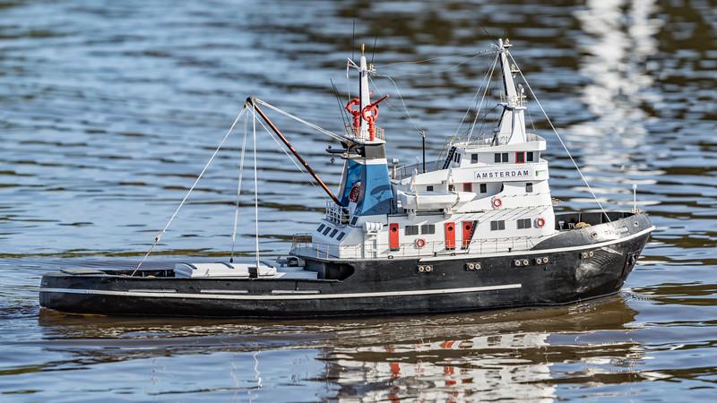 SRCMBC, Solent Radio Control Model Boat Club - 27/10/2019@11:23