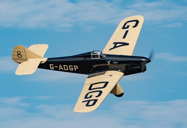 Family Airshow 2018, Old Warden, Shuttleworth - 05/08/2018:17:35
