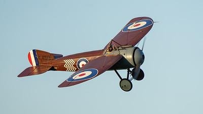 Flying for Fun, Shuttleworth - Sat 17/07/2021@20:13