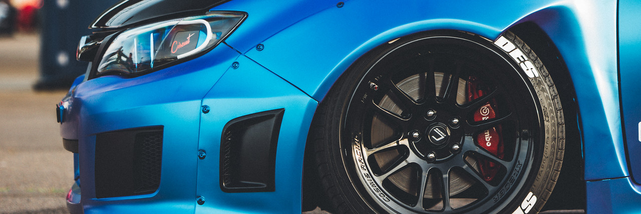 Fitment is on point -- @tavo_rx @n.kphoto -- All photographs are free to download on my portfolio website! Check the link in my bio for the latest! -- #subaru #wrx #yohbross #racelegal #sdccu