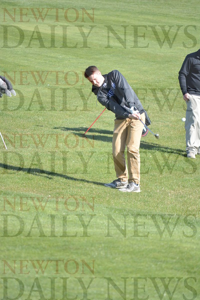 4-11 PCM/CMB Boys Golf at B-F