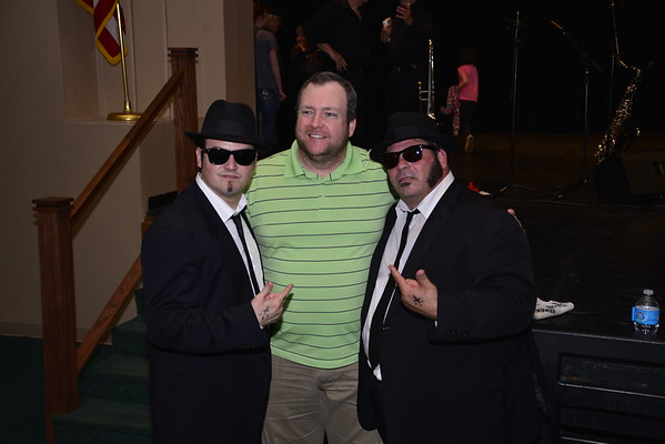 4-16-16 NC Wesleyan College Blues Brothers Concert