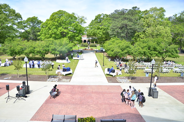 4-19-16 NC Wesleyan Student / Faculty / Staff Picnic