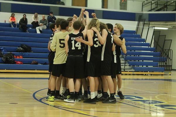 4-5 Boys Varsity Volleyball vs FHHS