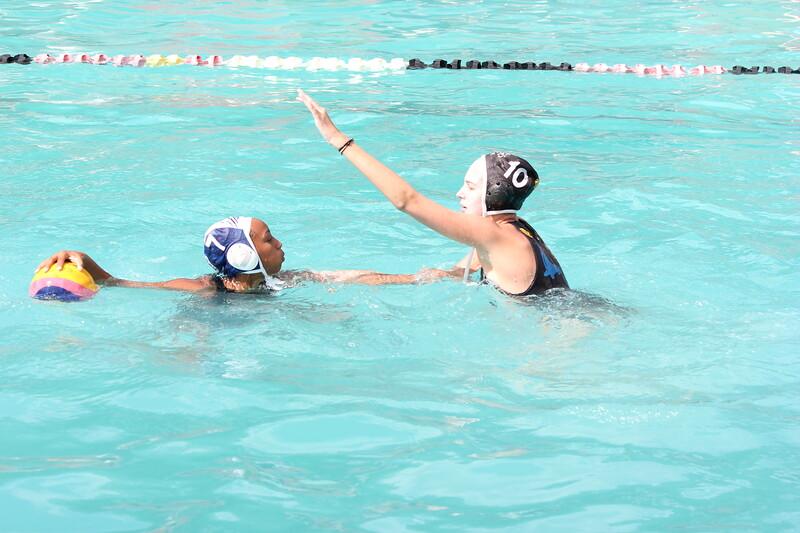 7- U14co#3 Amber vs Garnet - We Are Water Polo TT